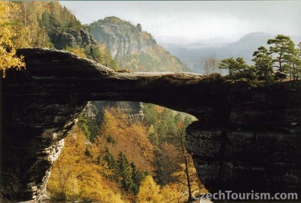 Czeska Szwajcaria-Pravčicka Brama
