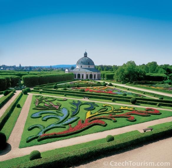 Kromierzyż+-+Ogród+Kwiatowy