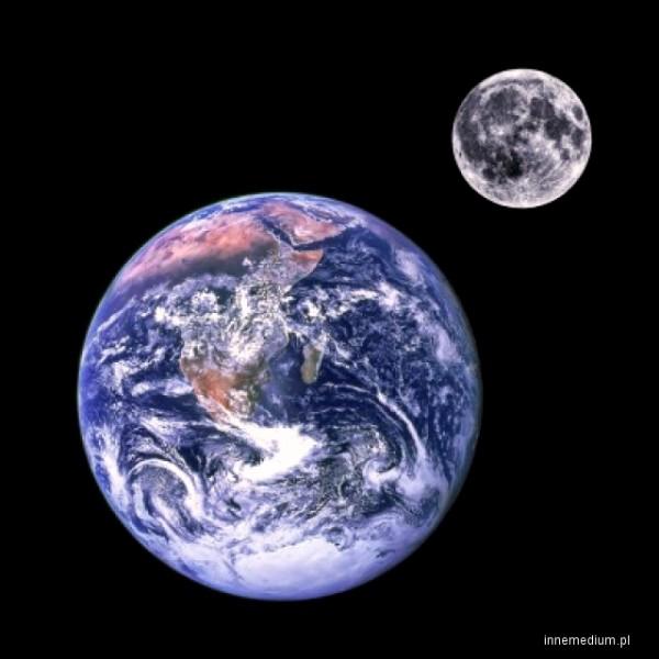 Luna ziemia i k