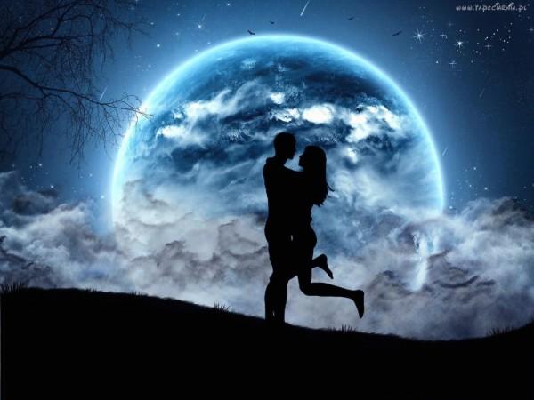 luna para_zakochani_ksiezyc_noc
