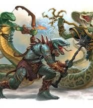 reptilianie
