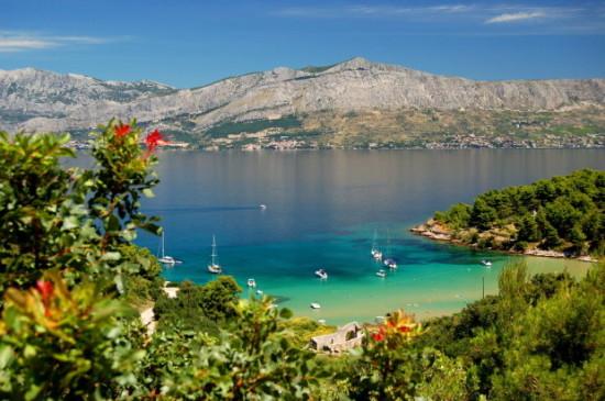 z11117208Q,Chorwacja-camping--Dalmacja---wyspa-Brac