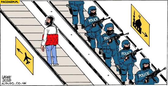 rysunek-zamachy-w-brukseli-belgii-zamachowiec-w-jedna-policja-w-druga