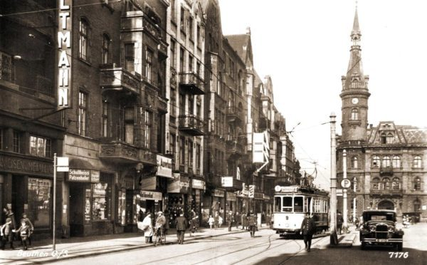 bytom-tramwaj