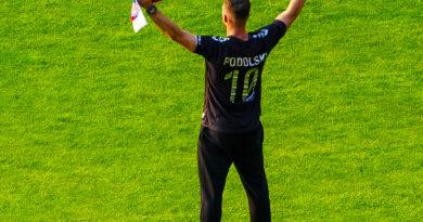 Lukas Podolski w Górniku Zabrze